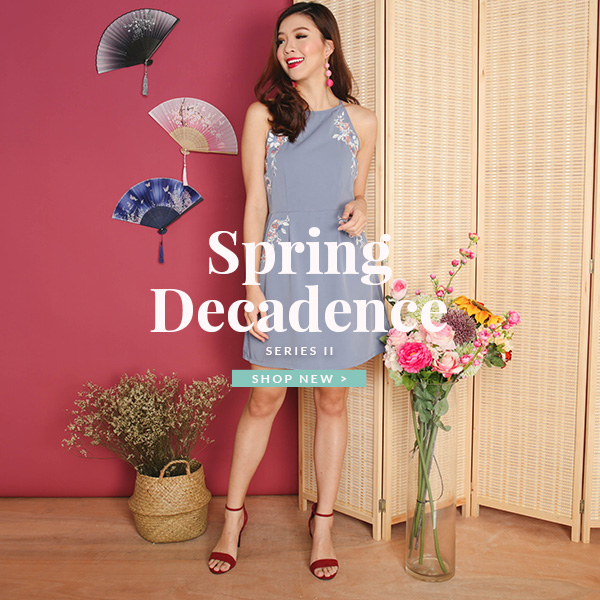 Spring Decadence Series II