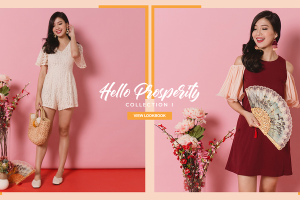 Hello Prosperity Collection