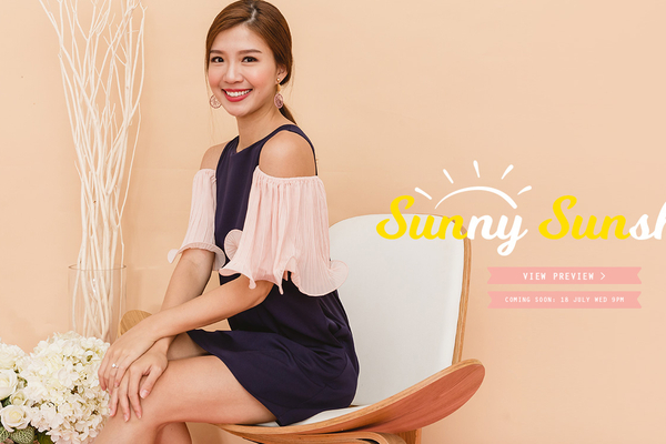Sunny Sunshine Collection