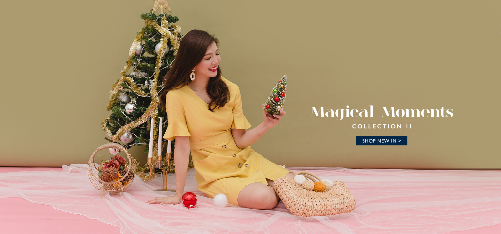 Magical Moments Collection Two prelaunch