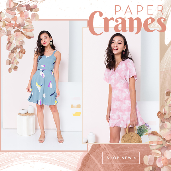 Paper Cranes Collection