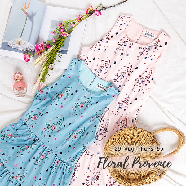 Floral Provence Collection