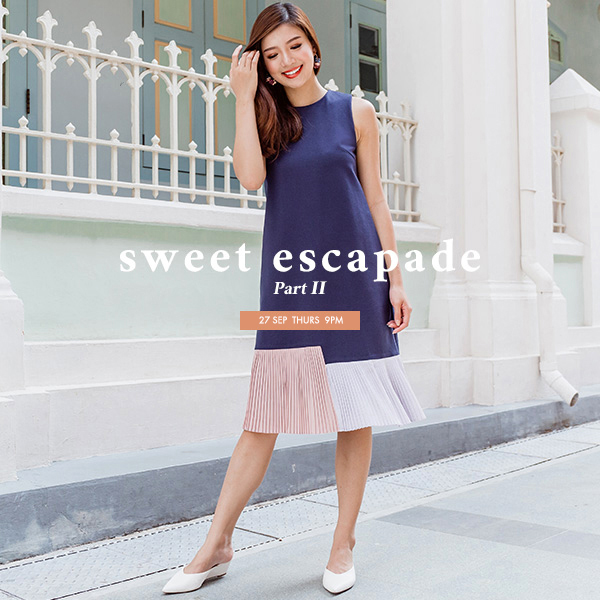 Sweet Escapade Part II Collection