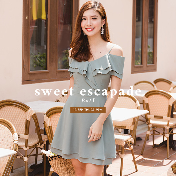 Sweet Escapade Part I Collection