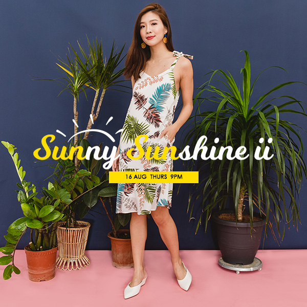 Sunny Sunshine II Preview Banner