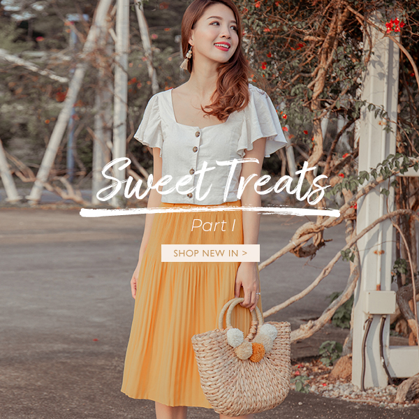 Sweet Treats Collection Part 1 Launch
