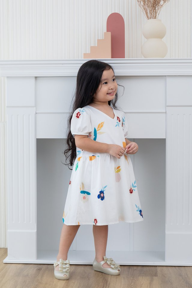 Fresh Harvest Girls' Dress
